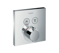 hansgrohe ShowerSelect Thermostat Brausearamtur Duscharmatur