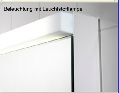 schneider lowline aluminium spiegelschrank 50cm bei g nstiges bad. Black Bedroom Furniture Sets. Home Design Ideas
